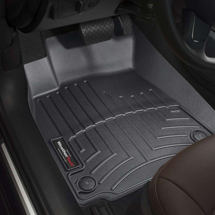 Weathertech Floorliners Laser Measured Perfect Fit Floor Mats Covercraft In 2020 Car Accessories Weather Tech Floor Mats Weather Tech