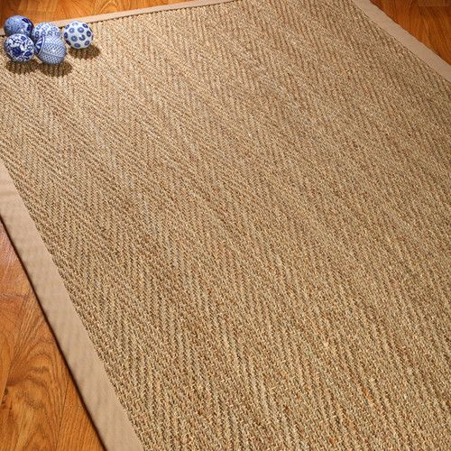 Found It At Wayfair Seagrass Hand Woven Sage Khaki Area Rug Natural Area Rugs Custom Sisal Rugs Seagrass Rug