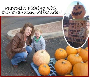 Pumpkin Patch in Sedona AZ We love spending time with