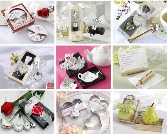 Kitchen Wedding Gifts: Kitchen Theme Favors Favor Couture Http