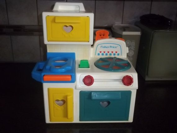 Fisher Price Mini Kitchen Set A Love For Fisher Price
