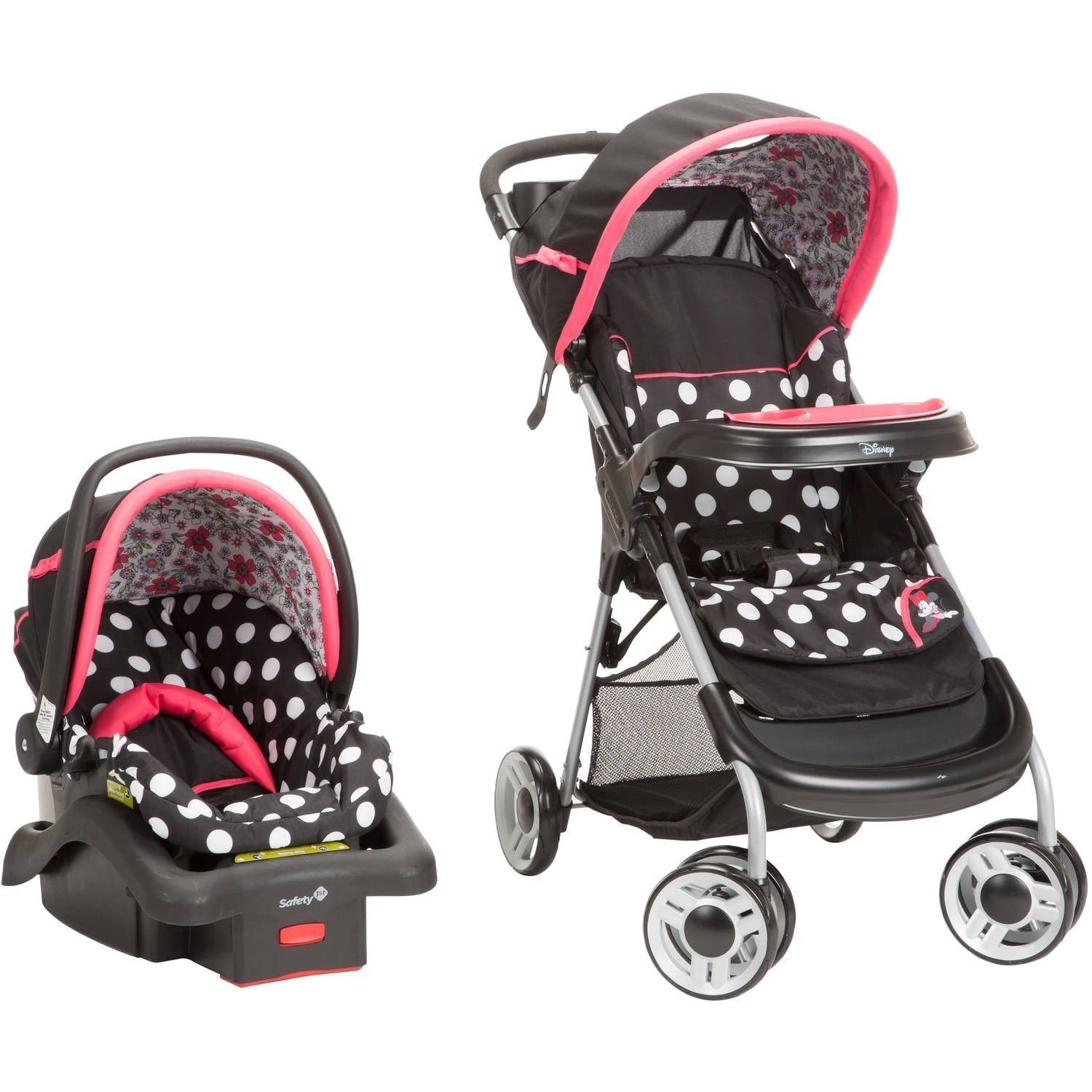 Travel System Baby Lift & Stroll Plus Infant Car Seats