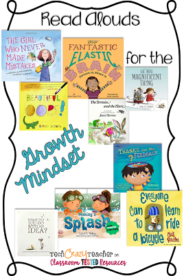 Book For Kids Growth Mindset