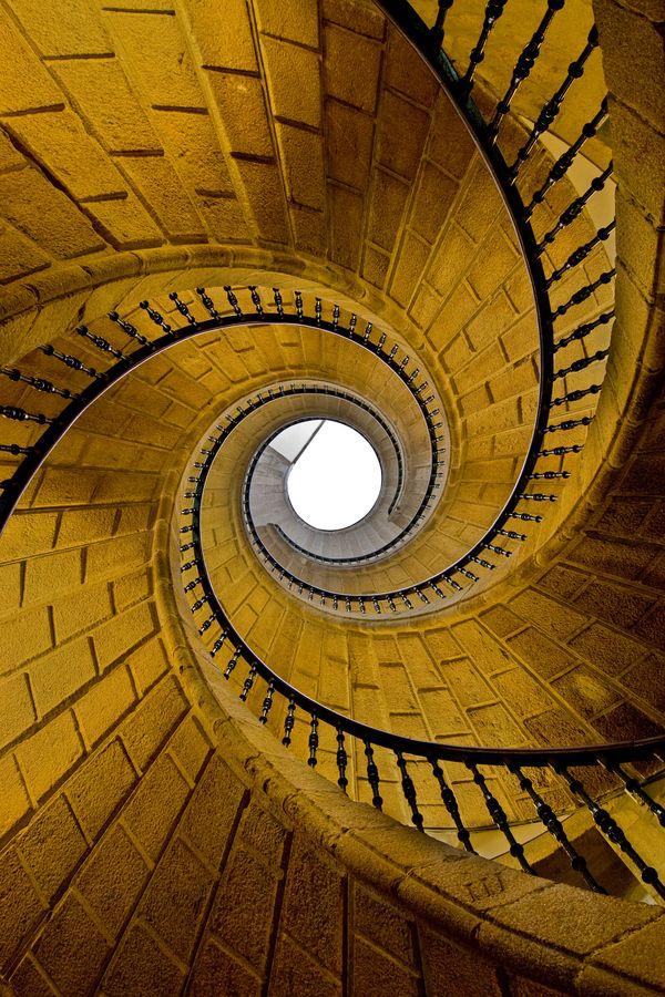 Best By Helge Gerischer Swirl Stairs Stairway Staircase 400 x 300