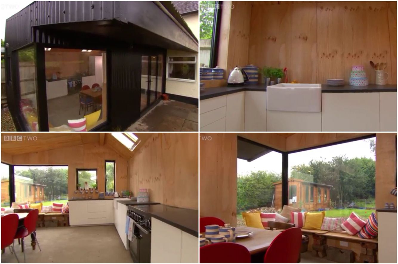 Amazing plywood home inspiration from the house that 100k for Homes built for 100k
