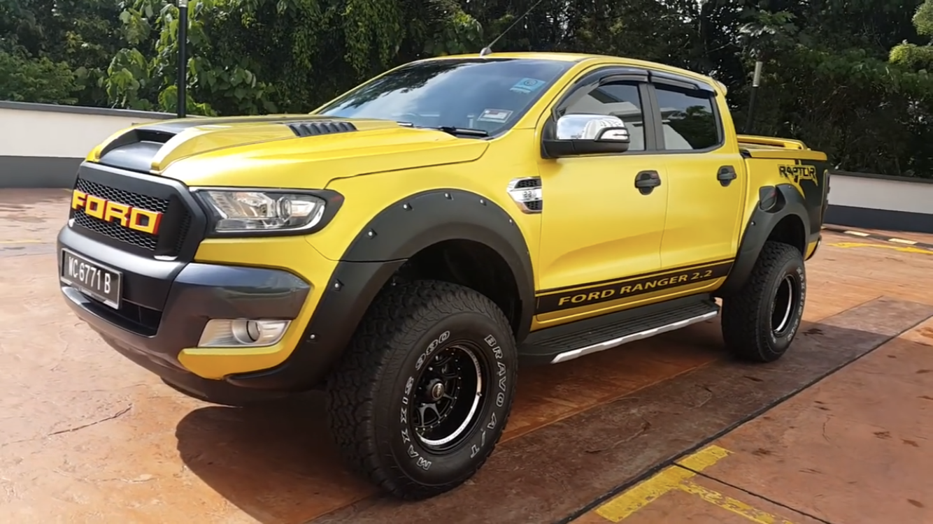 Ford Ranger Raptor ℛℰ I ℕnℰd By Averson Automotive Group Llc