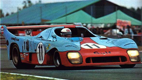 Mirage Gr8 Ford Cosworth Le Mans 1975 Winner Racing Sports Car