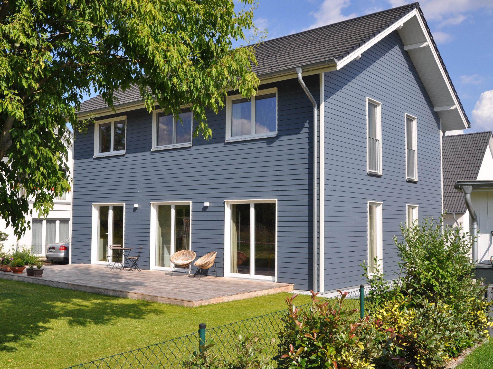 Marstrand Holzhaus • Stadthaus von Fjorborg Häuser • Individuell ...