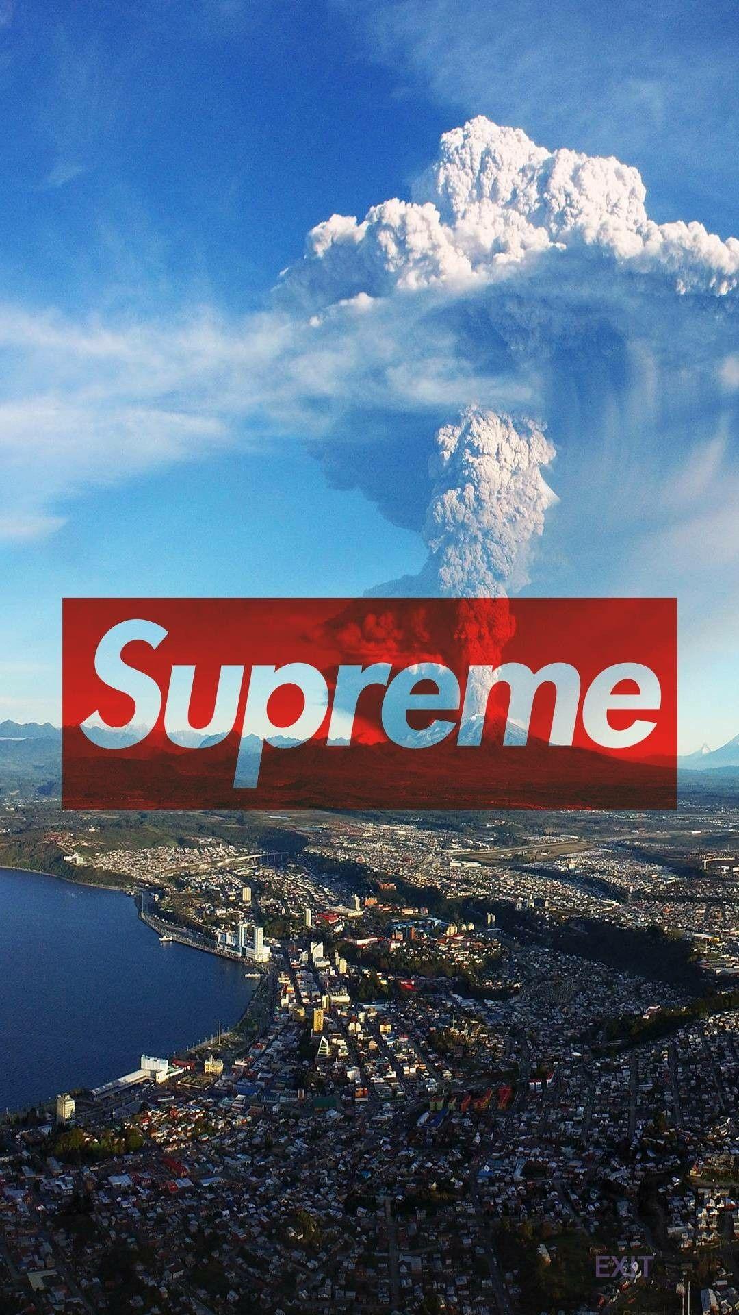 S U P R E M E Supreme Wallpaper Supreme Iphone Wallpaper Supreme Wallpaper Iphone 6