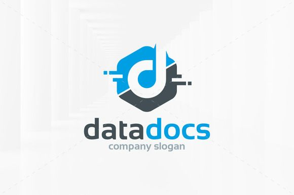data docs letter d logo by liveatthebbq on creative