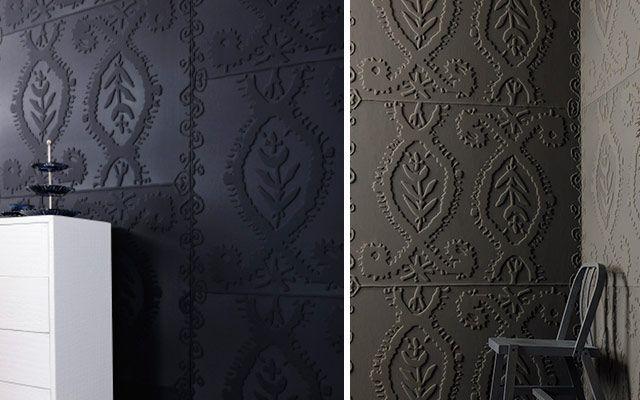   4 Ideas para decorar paredes en 3D y dar volumen a tus muros
