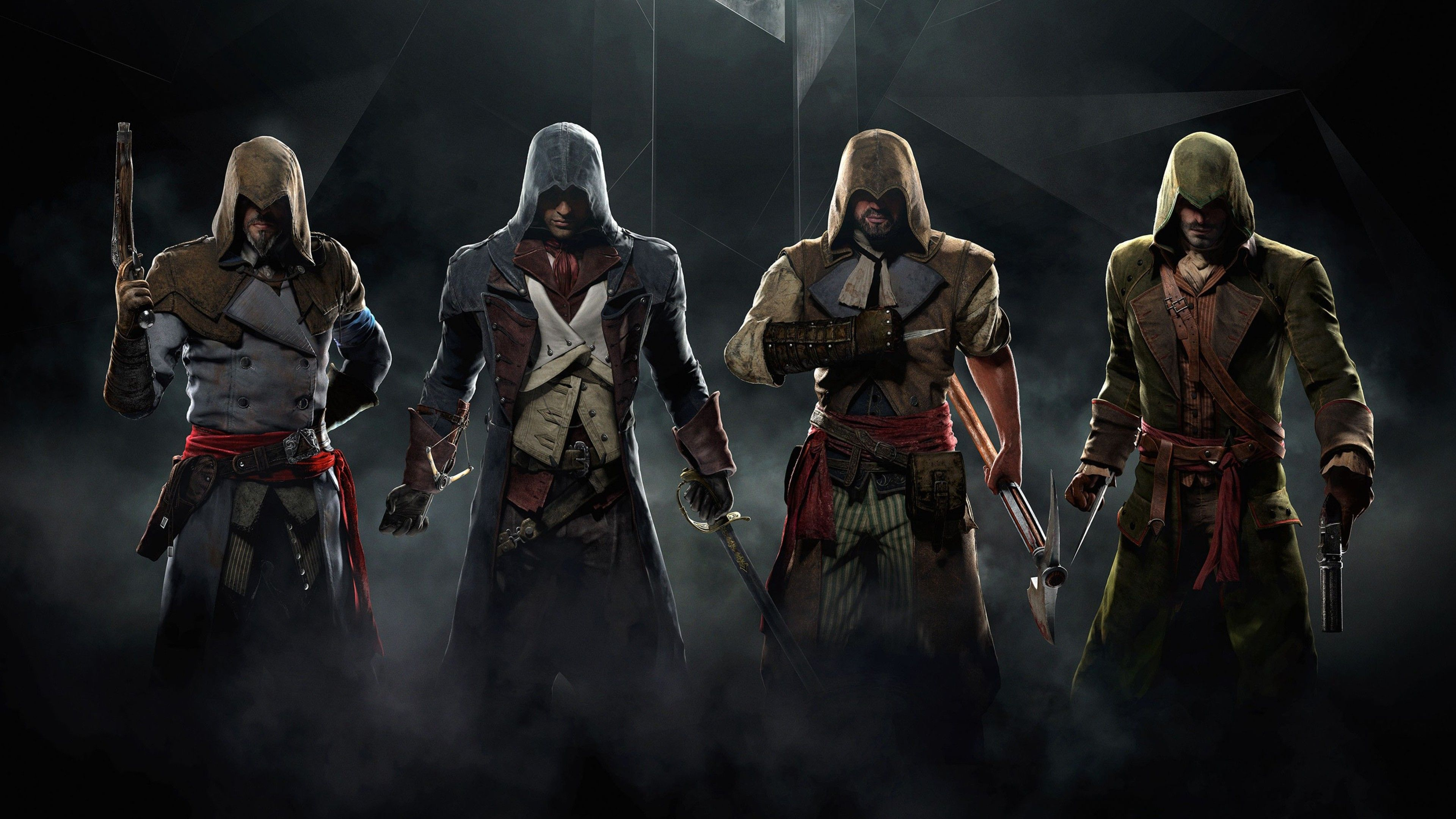Assassins Creed Unity Game 4k Desktop Xbox Games Wallpapers Ps Games Wallpapers Pc Ga Best Assassin S Creed Assassin S Creed Unity Assassins Creed Unity Arno