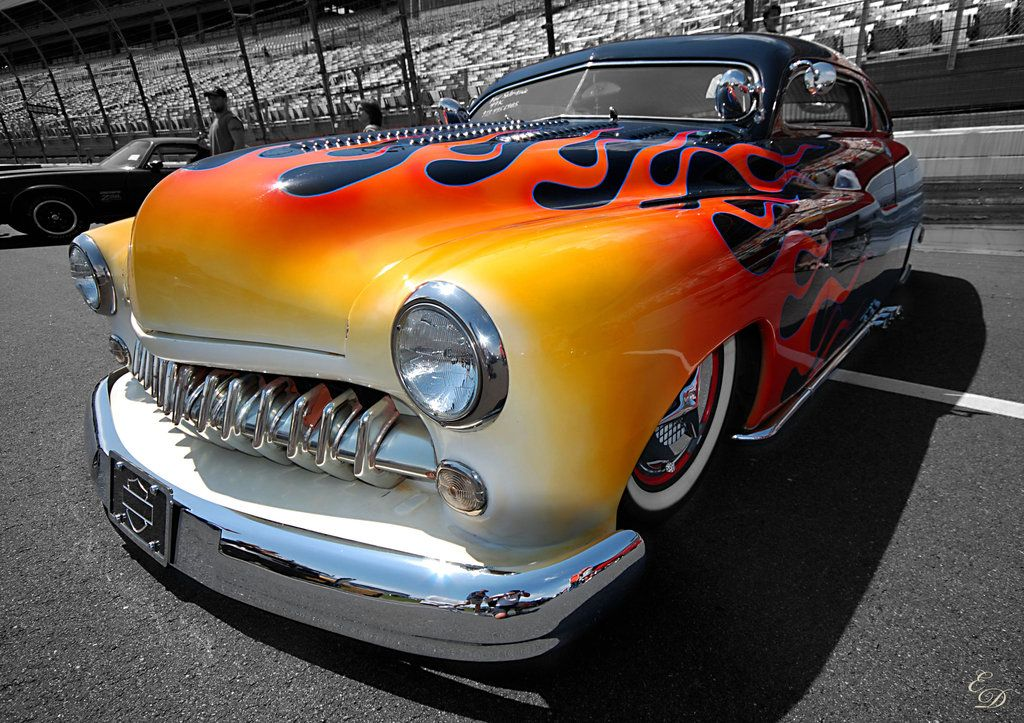 Custom Flames On Cars Posted In Kustom Flames By Brian Garage