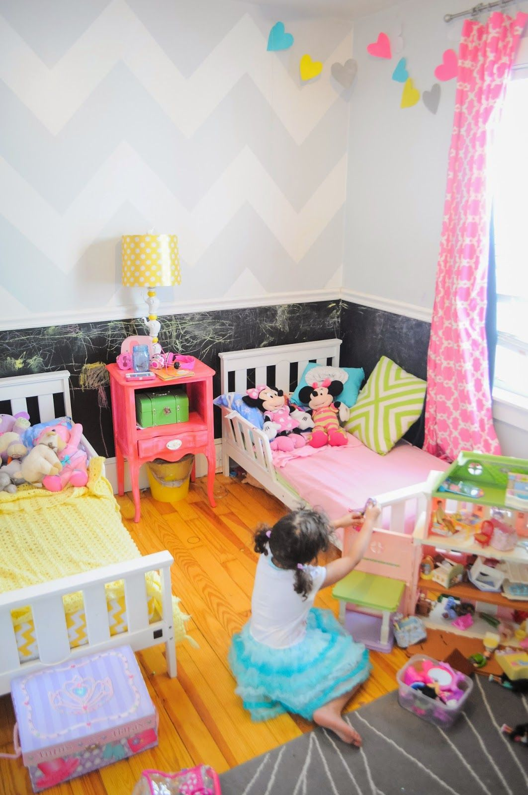 small bedroom ideas%0A Pretty Real  Small Space Toy Storage Solution  Easy DIY Toy Labels  and a  Peek at a Shared Kids u     Room