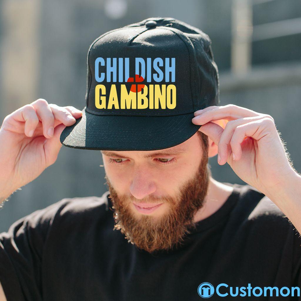 eb228610eeda9 Childish Gambino Snapback Hat 🆒 -  ChildishGambino  TheRappers  Rappers   music  weed