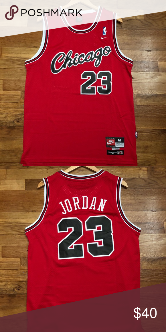 383a113e4c6 Michael Jordan Chicago Bulls Retro Jersey Medium Brand New Perfect  Condition Michael Jordan Chicago Bulls Retro / Throwback Men's Size Medium  Nike Shirts ...