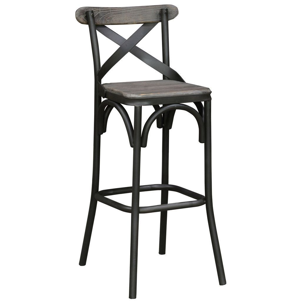 Powell Stool Kitchen In 2019 Wood Bar Stools Rustic