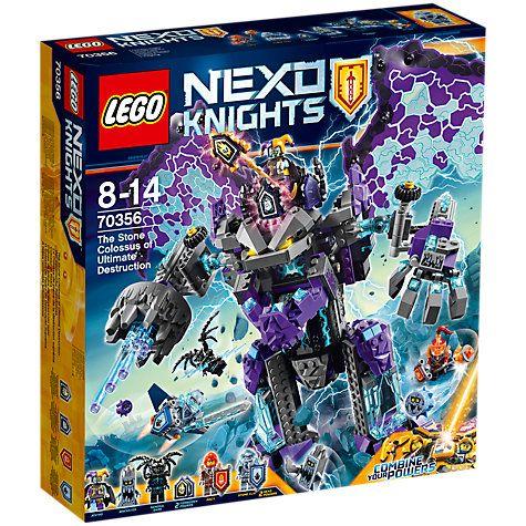 Lego Nexo Knights Spielzeug