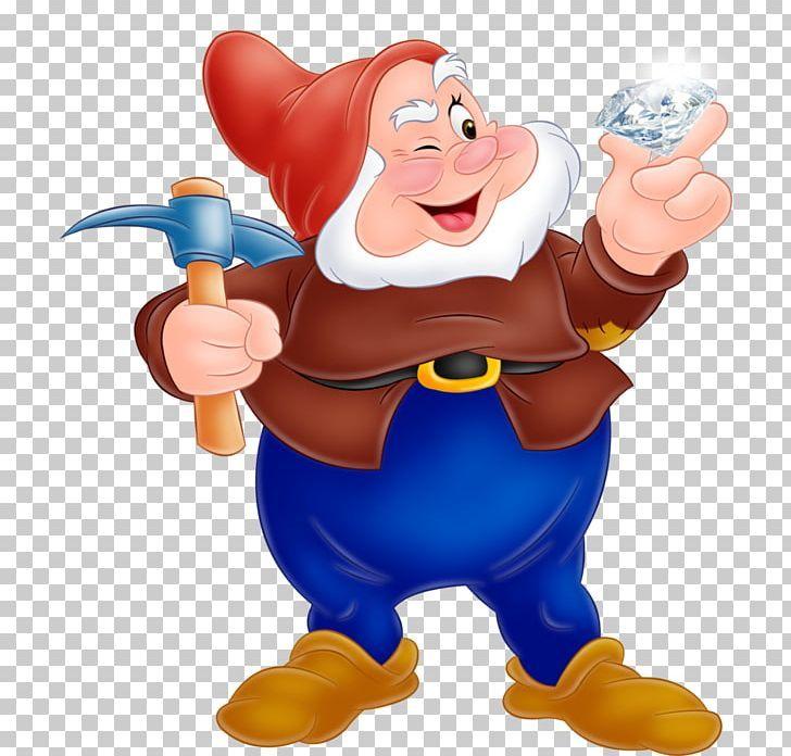 Seven Dwarfs Grumpy Sneezy Dopey PNG