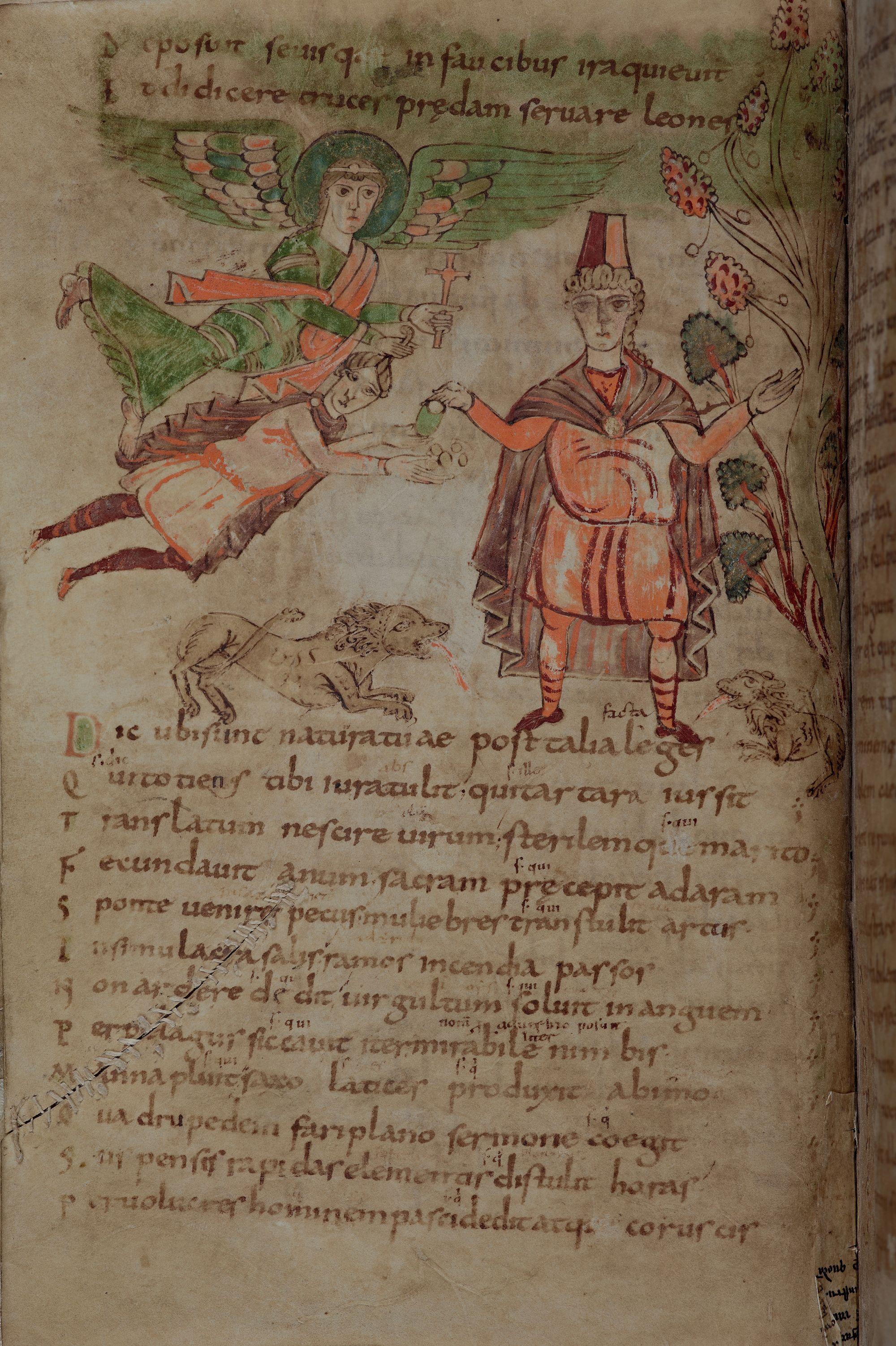 Carmen Paschale by Sedulius (860AD) he Carmen Paschale is an Easter song written…