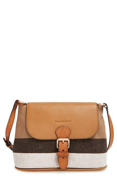 Burberry  Small Gowan  Crossbody Bag  166dc0052