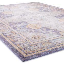 Photo of benuta Teppich Visconti Multicolor/Blau 120×180 cm – Vintage Teppich im Used-Look benuta