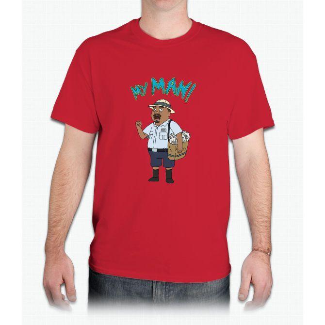 My Man! - Mens T-Shirt