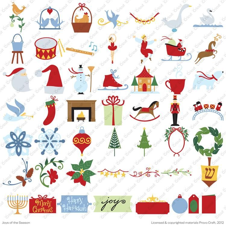 Cricut Joys Of The Season Cartridge Cricut Christmas Ideas Cricut Creations Cricut