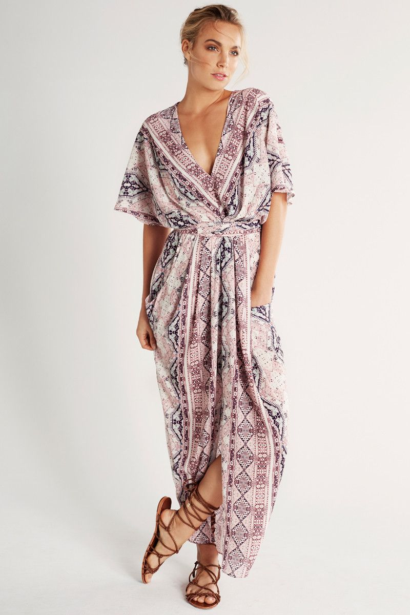 Arabella Maxi Dress - Sheike