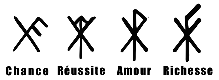 Bind runes gebo pinteres - Tatouage runes viking signification ...