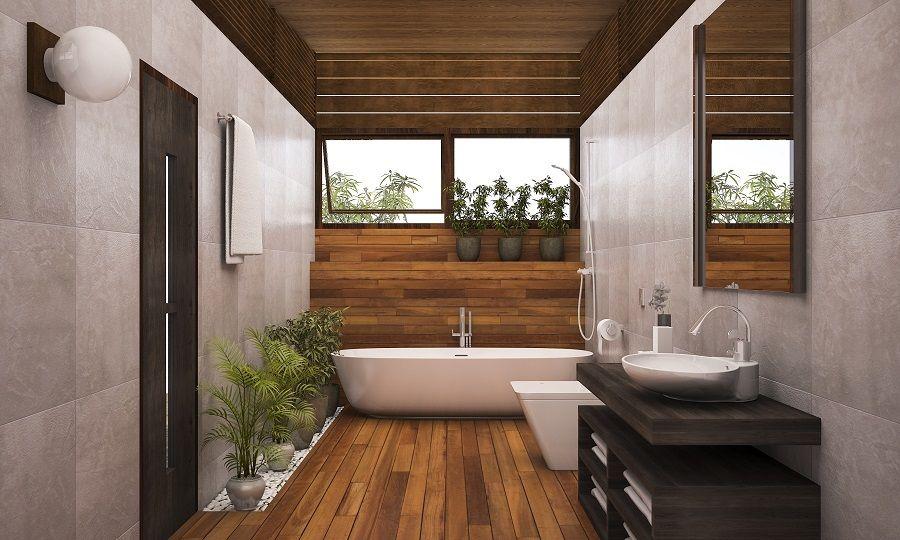Gres Szkliwiony Santander 60 X 60 Artens Bathroom Design Trends Elegant Bathroom Bathroom Design