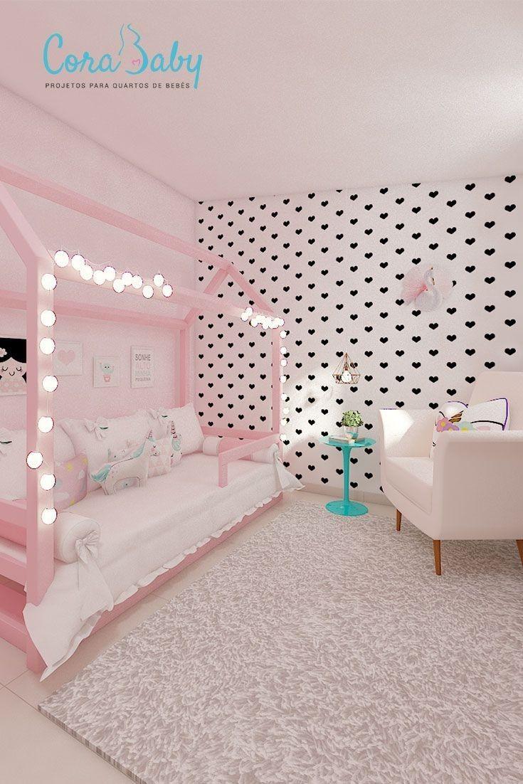 Pin by Ananiya on habitación bebe in 20  Baby room decor, Girl