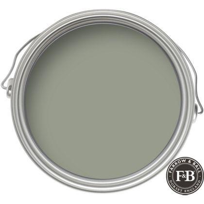 Best Farrow Ball Estate No 25 Pigeon Eggshell Paint 750Ml 400 x 300