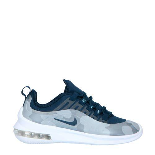 Nike Air Max Axis sneakers blauw | Nike sneakers, Nike air ...