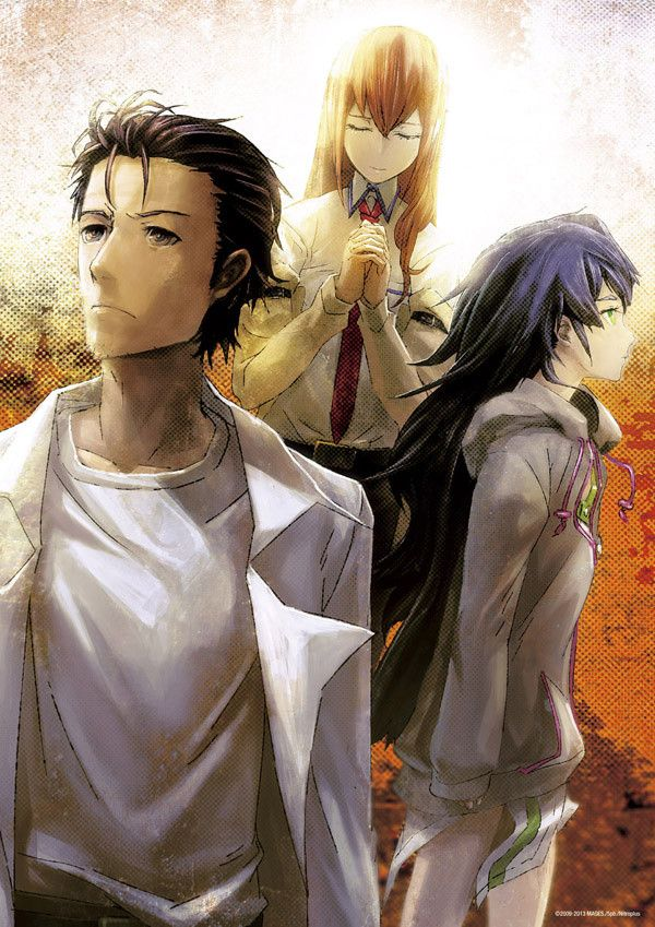 steins gate clear poster altair at