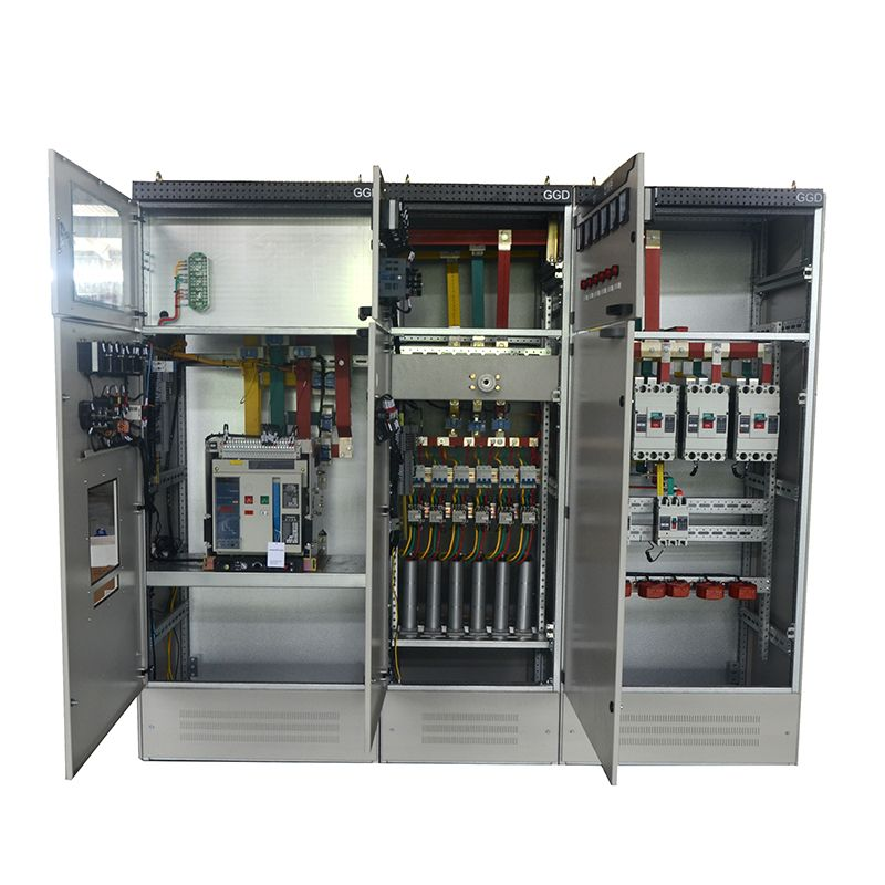 Ggd Low Voltage Switchgear Low Voltage Products Box Type Transformer Substations Hebei Box Typ Listrik
