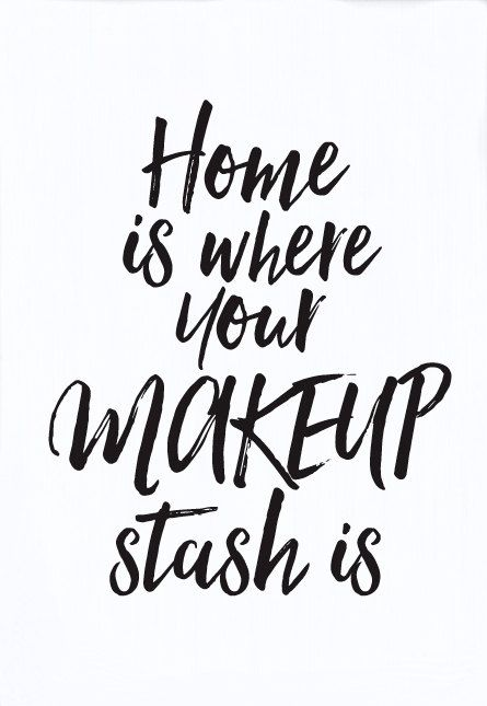 Wake up & Make-up