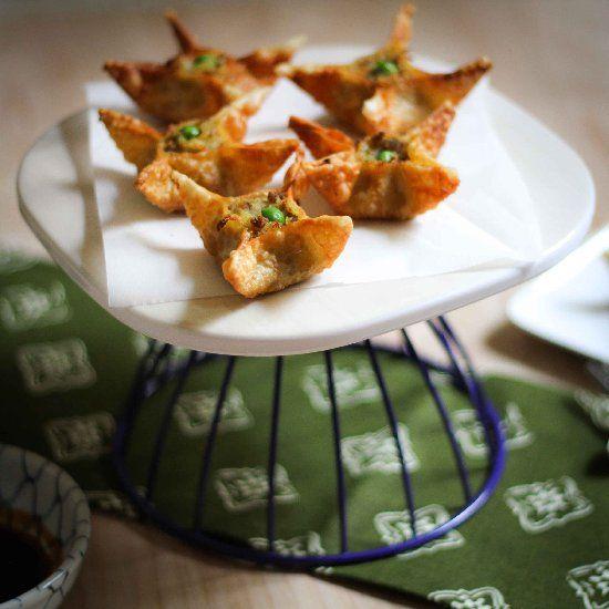 Curry Gyoza