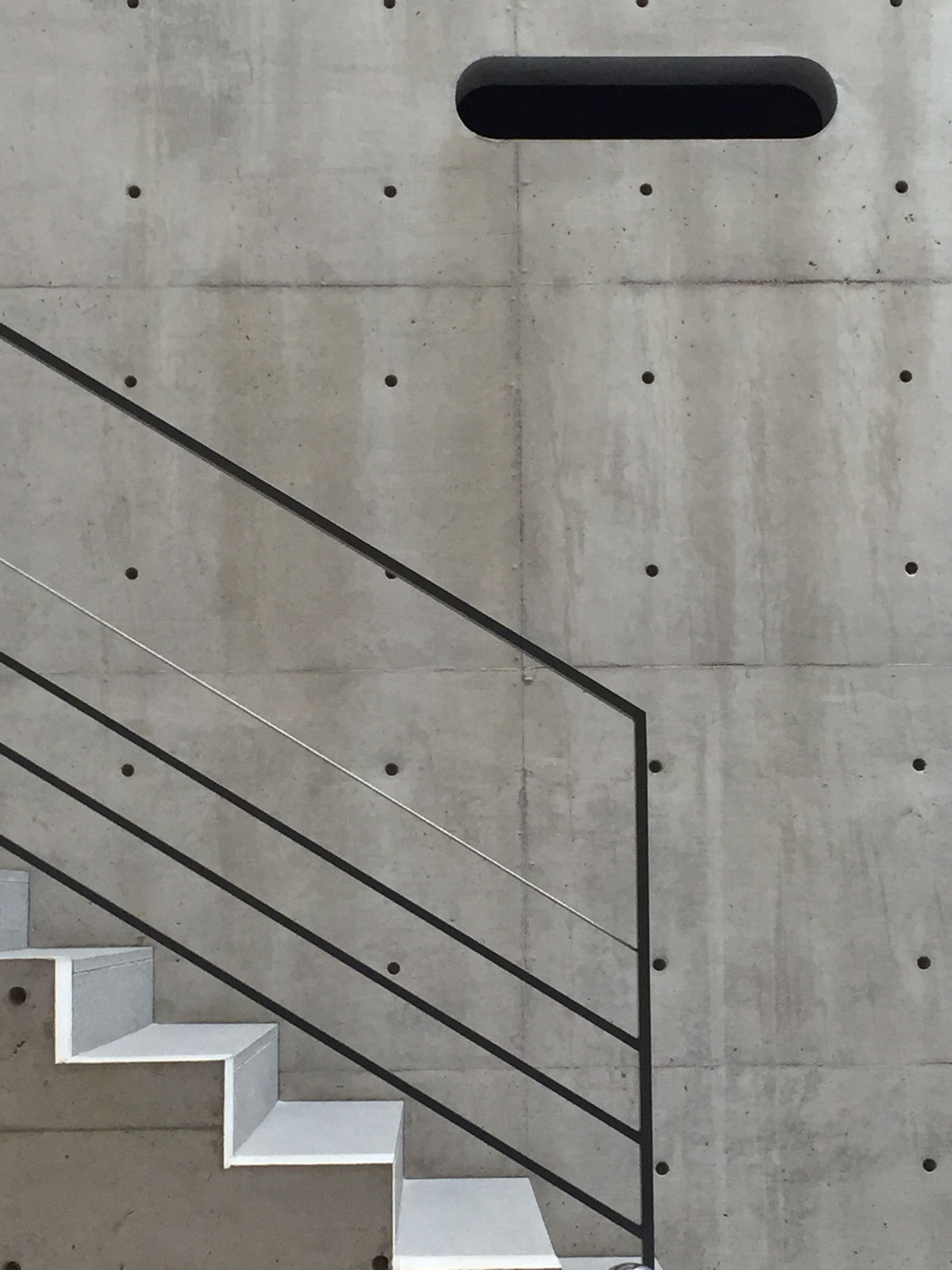 Contemporary Art Museum By Tadao Ando At Naoshima