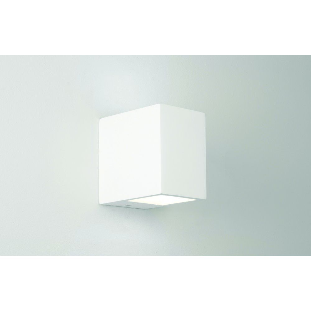 Astro 0813 Mosto 1 Light Up Down Wall Plaster