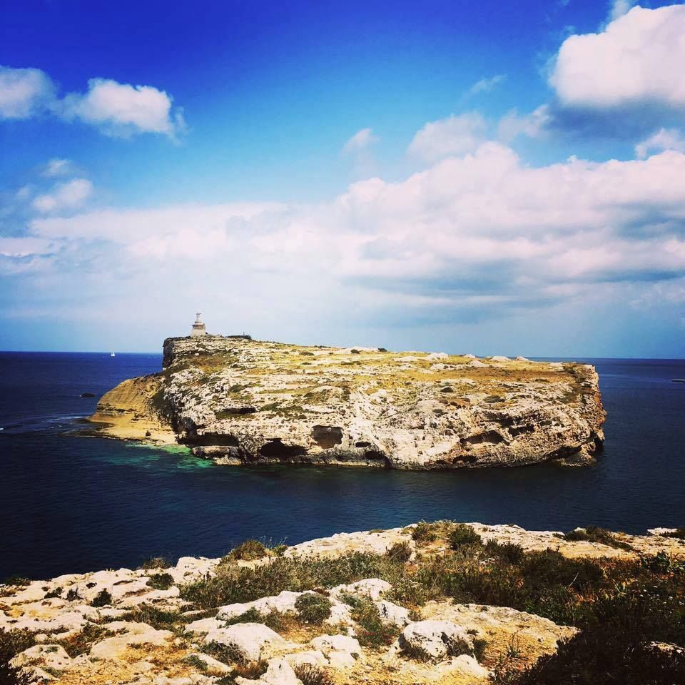 Malta - Mistra Bay by Shawn D'Amato