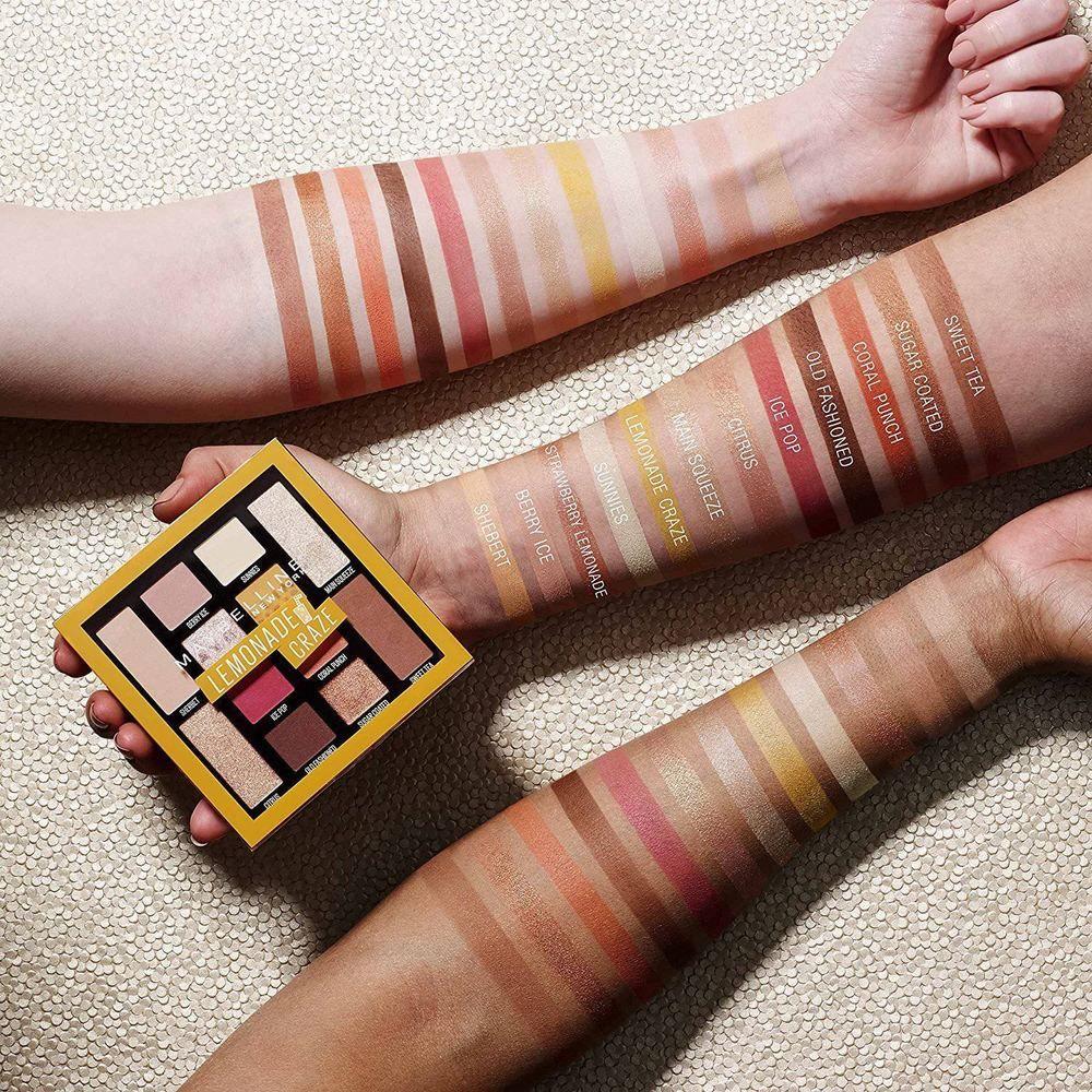 Maybelline New York Eyeshadow Palette Makeup Lemonade