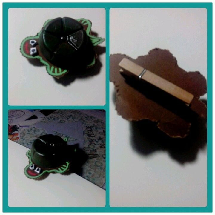 Turtle clip for you paper!