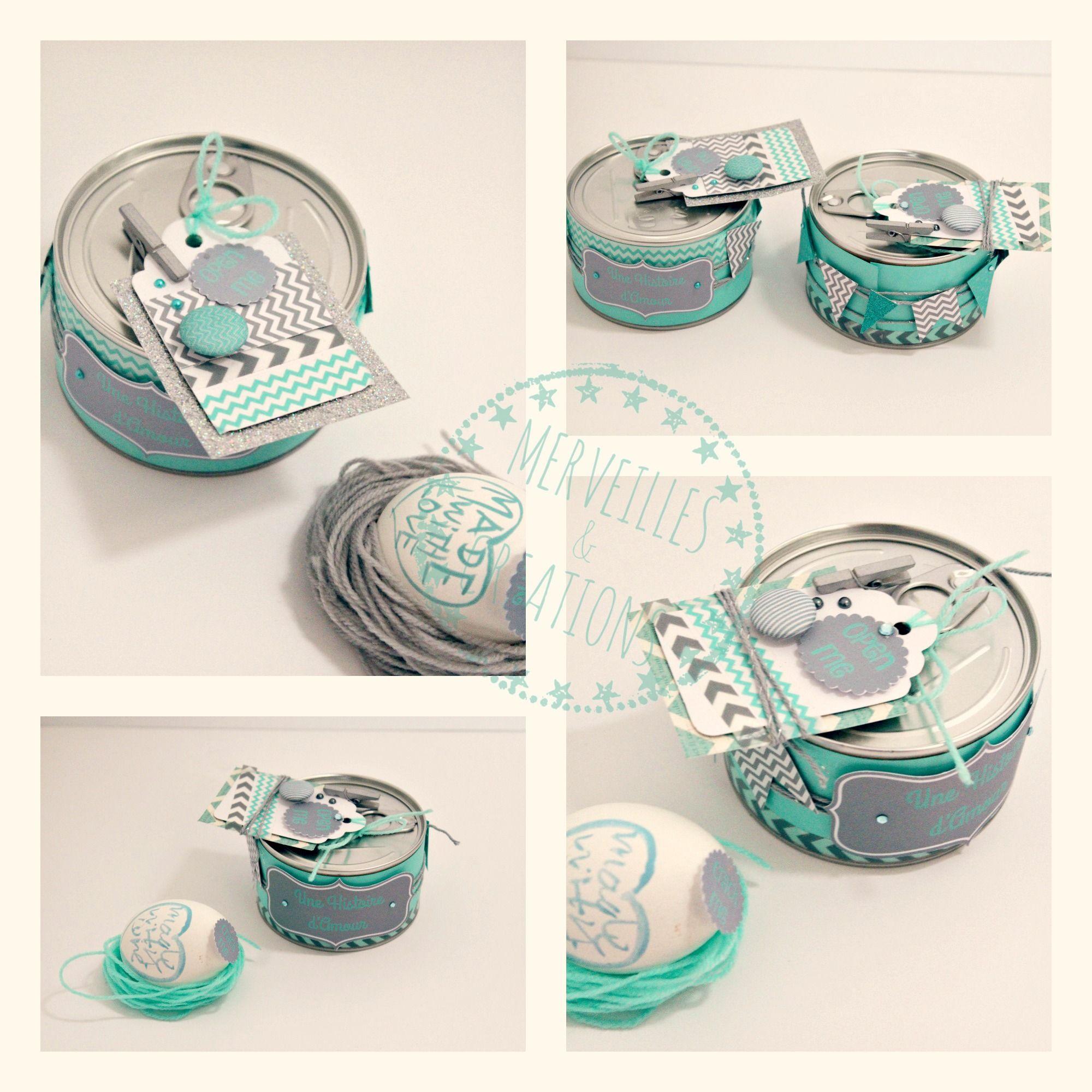 boite capsule uf annonceur de bonne nouvelle by merveilles et cr ations marraine parrain. Black Bedroom Furniture Sets. Home Design Ideas