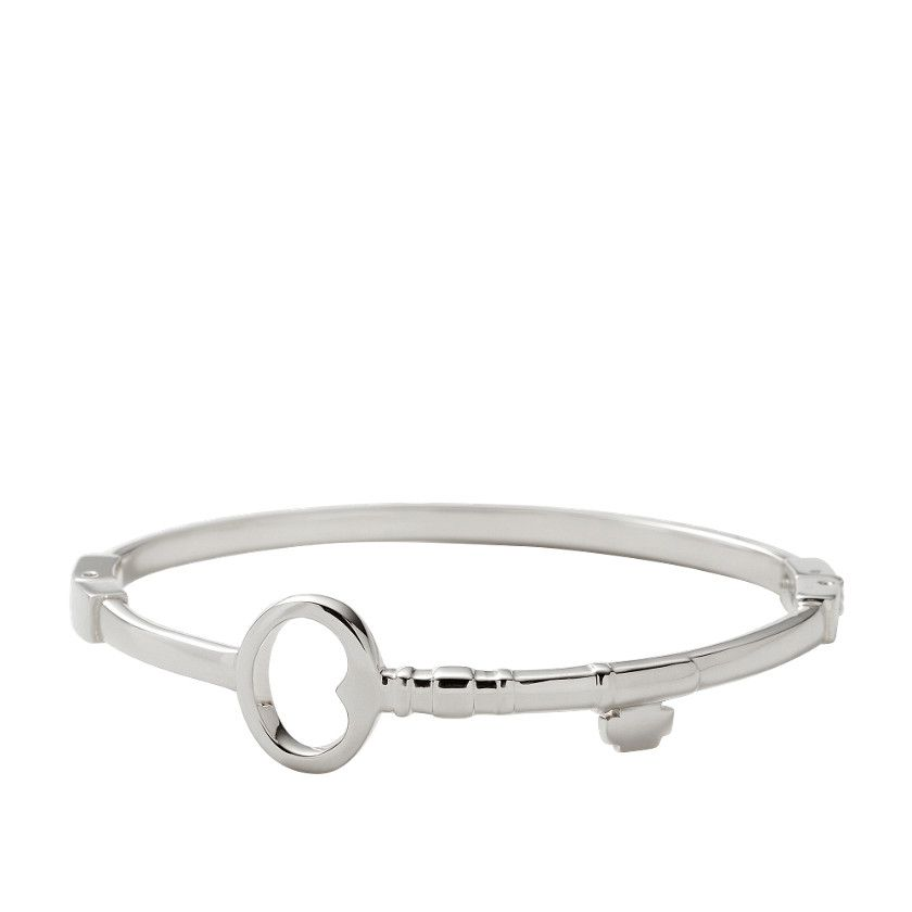 FOSSIL® Jewelry Bracelets.  So many cute keys in the collection right now.  This ones my favorite.  UPDATE: Got it.  Love it.  Not sure about the clasp though.  I feel like its going to come open on me.