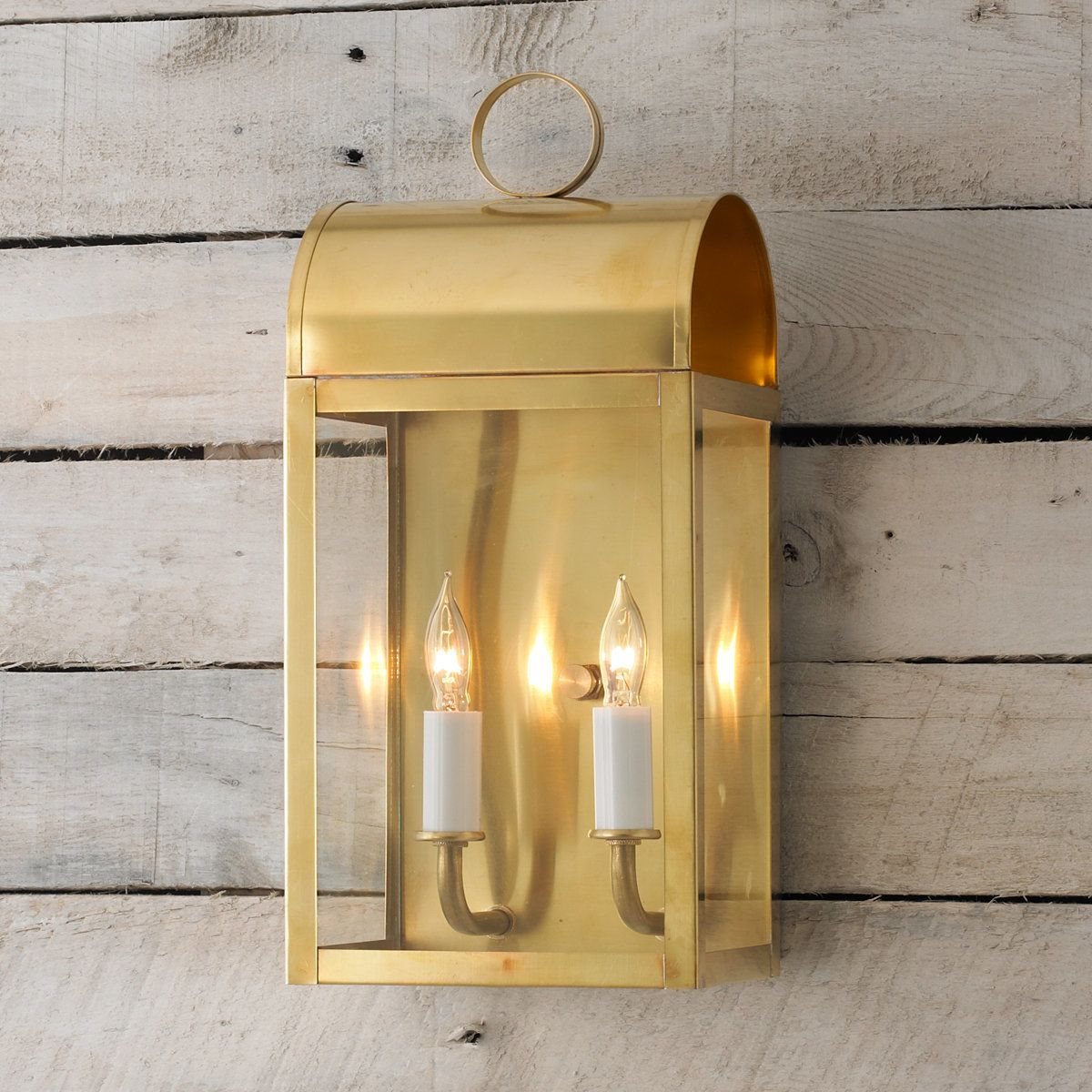 Arched Outdoor Light - 2 Light | Lights