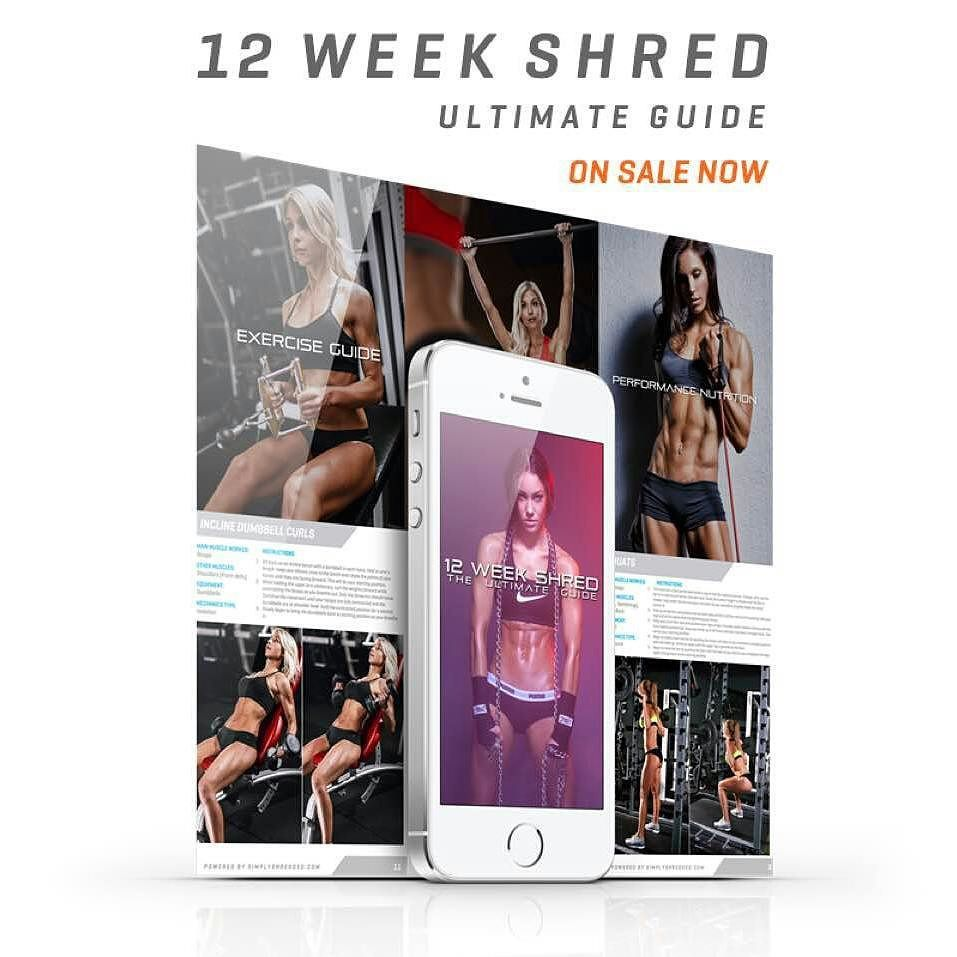 /womens.simplyshredded.com/products/12-week-shred-transformation-pack-womens-edition    What's Included:  The science behind losing body-fat  How to devise your own precise carb-cycling diet  How many calories and macronutrients you need per day  How to enjoy foods you love AND shred body-fat by utilizing Flexible Dieting  12 Week Shred Triphasic Training leaves no stone unturned by incorporating several types ...