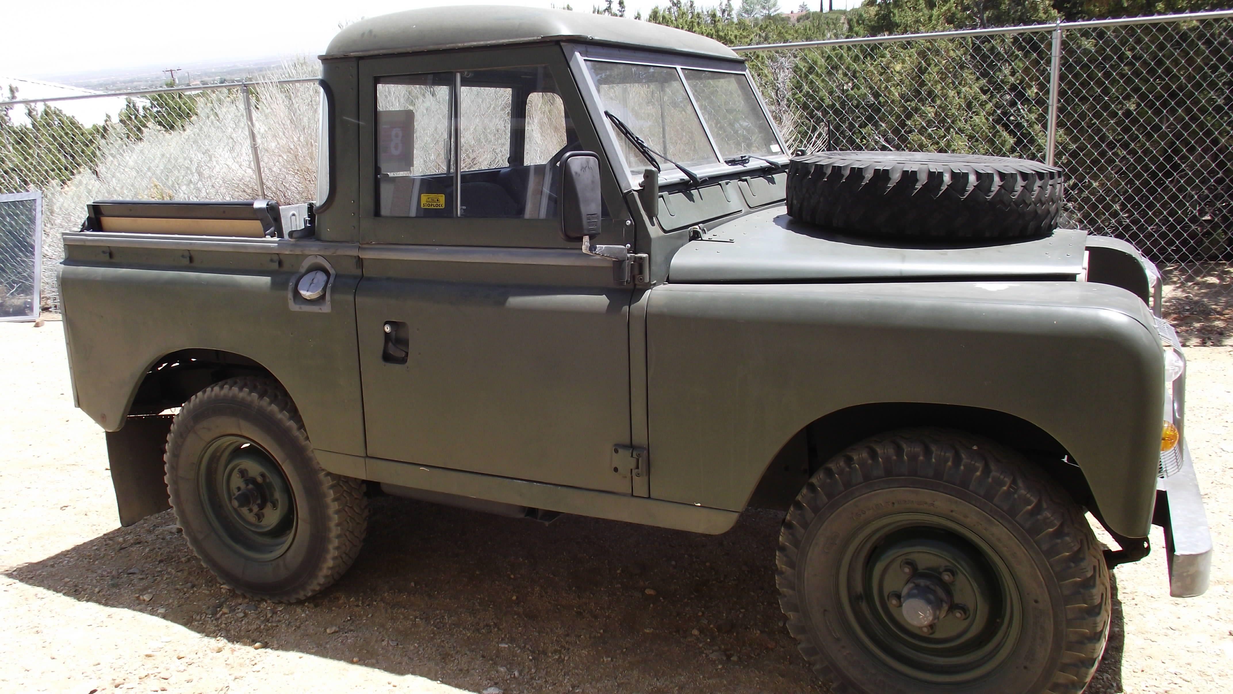for land newvehicles sale rover defenders ex defender refurbished military landrover