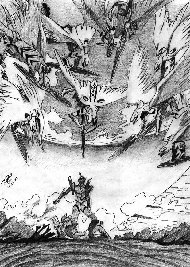 The end of Evangelion by josdavi94 on DeviantArt