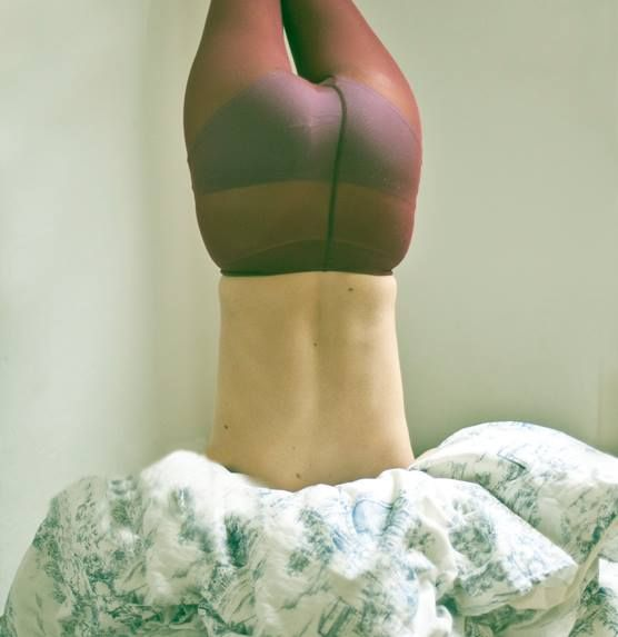The Pantyhose Upside